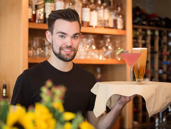 Palette Bartender